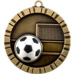 Soccer  3-D Series Medal Awards