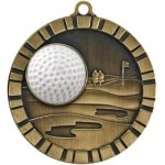 Golf  3-D Series Medal Awards