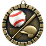 Baseball  3-D Series Medal Awards