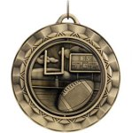 Football Spin 360 Series Medal Awards