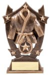 3D Sport Stars Karate 3D Sport Stars Resin Trophy Awards