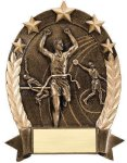 5 Star Oval Track 5 Star Oval Resin Trophy Awards
