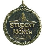 Student Of The Month Academic & Scholastic Awards