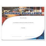 Academic Excellence Academic & Scholastic Awards