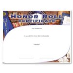 Honor Roll Academic & Scholastic Awards