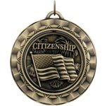 Citizenship Spin Academic & Scholastic Awards