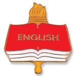 English Lapel Pin Academic & Scholastic Awards
