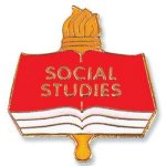 Social Studies Lapel Pin Academic & Scholastic Awards