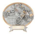 Legend Chopper Oval Award Car/Motorcycle/Racing Awards