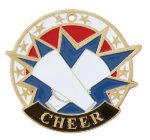 USA Sport Cheerleader Medals Cheerleading  Awards
