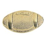 Football Chenille Pin Chenille & Scholastic Pins