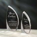 Zephyr Clear Acrylic Awards