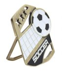 Soccer Color Medal Free Standing Or With Ribbon Color Medal Awards