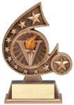 Resin Comet Series Victory Comet Resin Trophy Awards