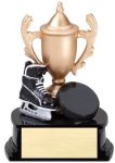 Cup Theme Series Hockey Cup Resin Trophy Awards