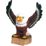 Eagle Bobble Eagle Sculptures and Resins