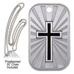 Cross  GL Series Dog Tags