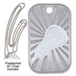 Lacrosse  GL Series Dog Tags