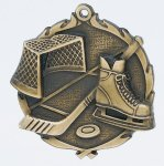 Wreath Ice Hockey Medal Hockey Awards