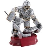 Hockey Goalie Resin Hockey Awards