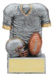 Football Jersey Jersey Resin Trophy Awards