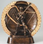 Resin Plate Lacrosse Lacrosse Awards