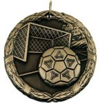 Soccer with Goal Medals