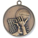 Basketball Medal Bronze Medals