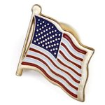 U.S.A. Flag Lapel Pin Military & Patriotic Awards