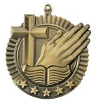 Star Religion Medals Military/Patriotic/Religious Awards