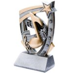 3D Resin Music Music/Band Awards