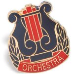 Orchestra Lapel Music/Band Awards