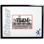 Cheerleading Autograph Frame Picture Frames