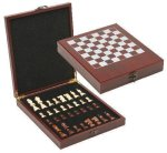 Rosewood Chess Set Poker/Chess/ & Other Game Gifts