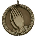 Praying Hands Religious Awards