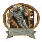 Sport Blaster Legend Football Resin Trophy Awards