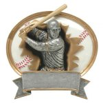 Sport Blaster Legend Baseball Resin Trophy Awards