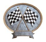 Legend Racing Oval Award Resin Trophy Awards
