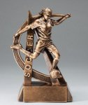 Female Soccer Ultra Action Sports Resin Trophy - Copy Resin Trophy Awards