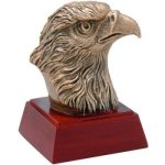 Eagle Head Resin Resin Trophy Awards