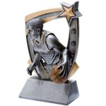 3D Resin M. Basketball Resin Trophy Awards