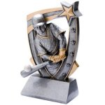 3D Resin Baseball Resin Trophy Awards