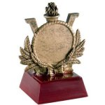 Victory 2 Insert Holder Resin Resin Trophy Awards