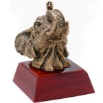 Elephant Resin Resin Trophy Awards