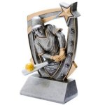3D Resin Softball Resin Trophy Awards