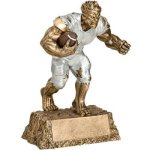 Football, Monster Resin Resin Trophy Awards