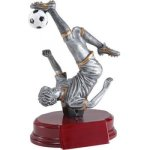 Soccer, M. Resin Resin Trophy Awards