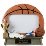Photo Frame Basketball Resin Trophy Awards