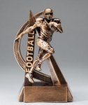 Football Ultra Action Sports Resin Trophy Resins & Trophies