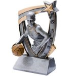 3D Resin F. Basketball Resins & Trophies
